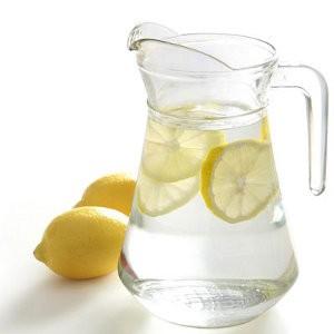 Фото Ощелачивание воды с помощью лимонов