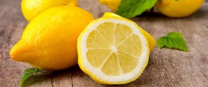 Ощелачивание воды с помощью лимонов