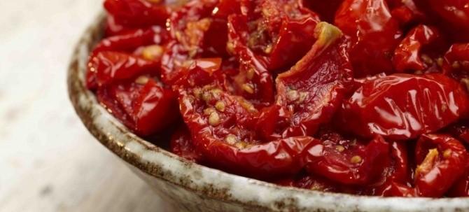 Вяленые помидоры. Как приготовить.