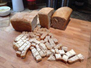 Фото Хлеб на закваске. Готовим сами.