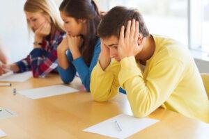 Сдача экзаменов или «Как помочь нашим детям, а также их родителям?».