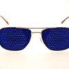 Фото Перфорационные очки-тренажеры Comfort-fs Синие