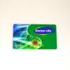 Фото Пластина Шубина (с кредитную карту)