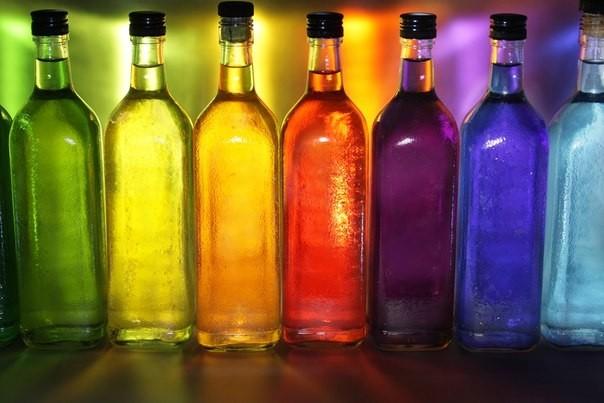 Лечение цветной водой, часть 2