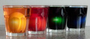 Лечение цветной водой