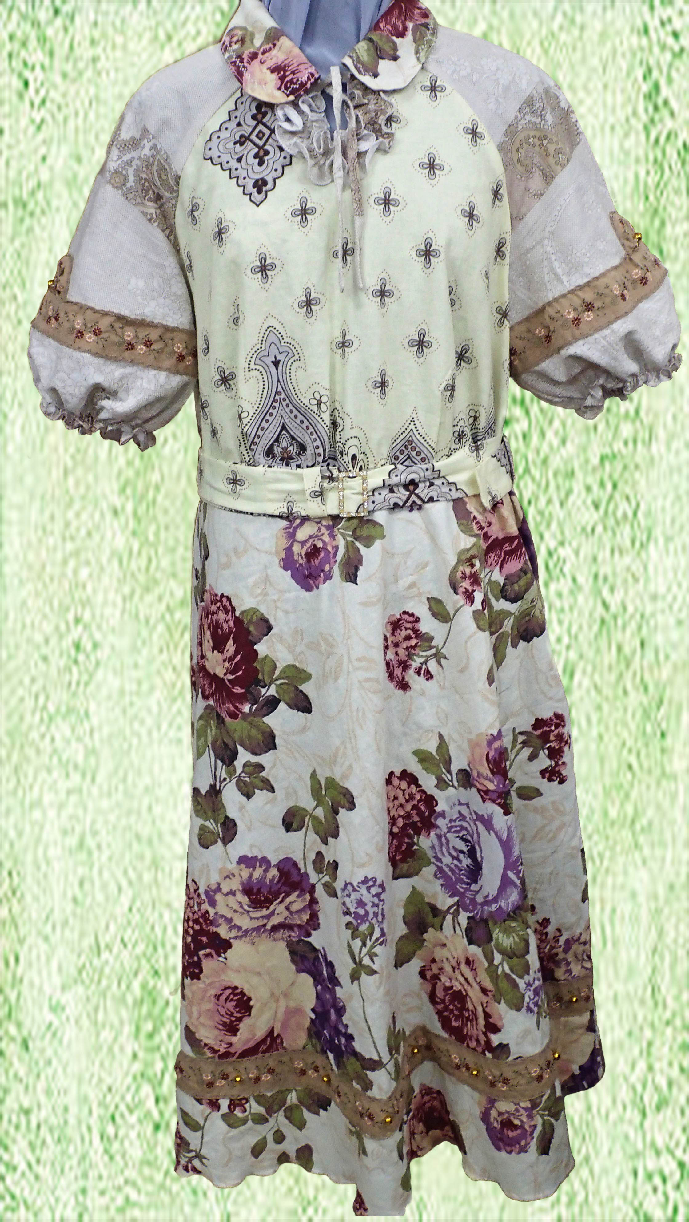 Фото Коллекция домашнего Одеяния «Здрава»(для Урус- Эль)
