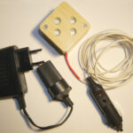 Голубой модуль (с оргонным гармонизатором)