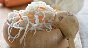 Рецепты квашенной капусты