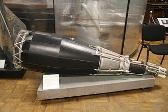 Фото Ядерный реактор-преобразователь «Топаз»