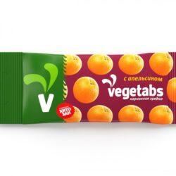 VEGETABS с апельсином 30г