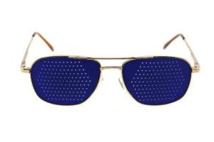 Синие очки — тренажеры